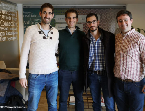 The technological startup 'MyKeys' has been selected to join the startup accelerator 'El Cubo' located in the city of Seville