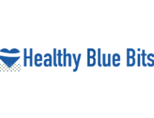 Healthy Blue Bits