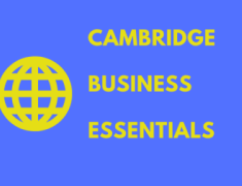 Cambridge Business Essentials